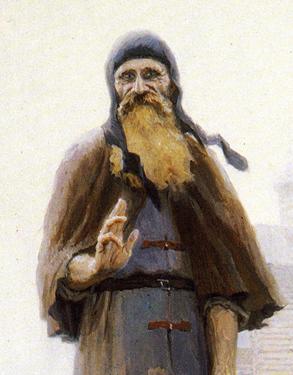 Картина фрагмент картины