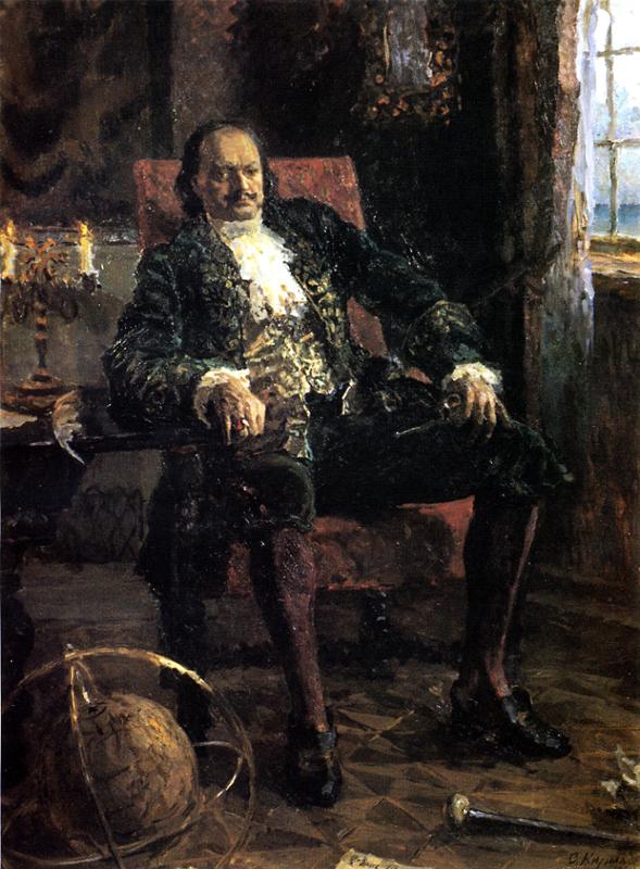 Исторические картины думы о россии