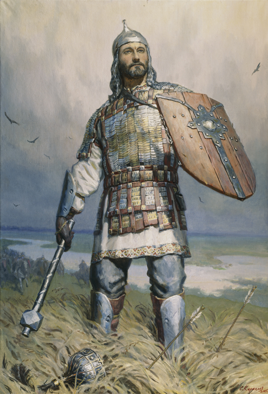 """Кириллов Сергей Алексеевич Дмитрий Донской.  В 1363 Дмитрий  """"взял свою..."""